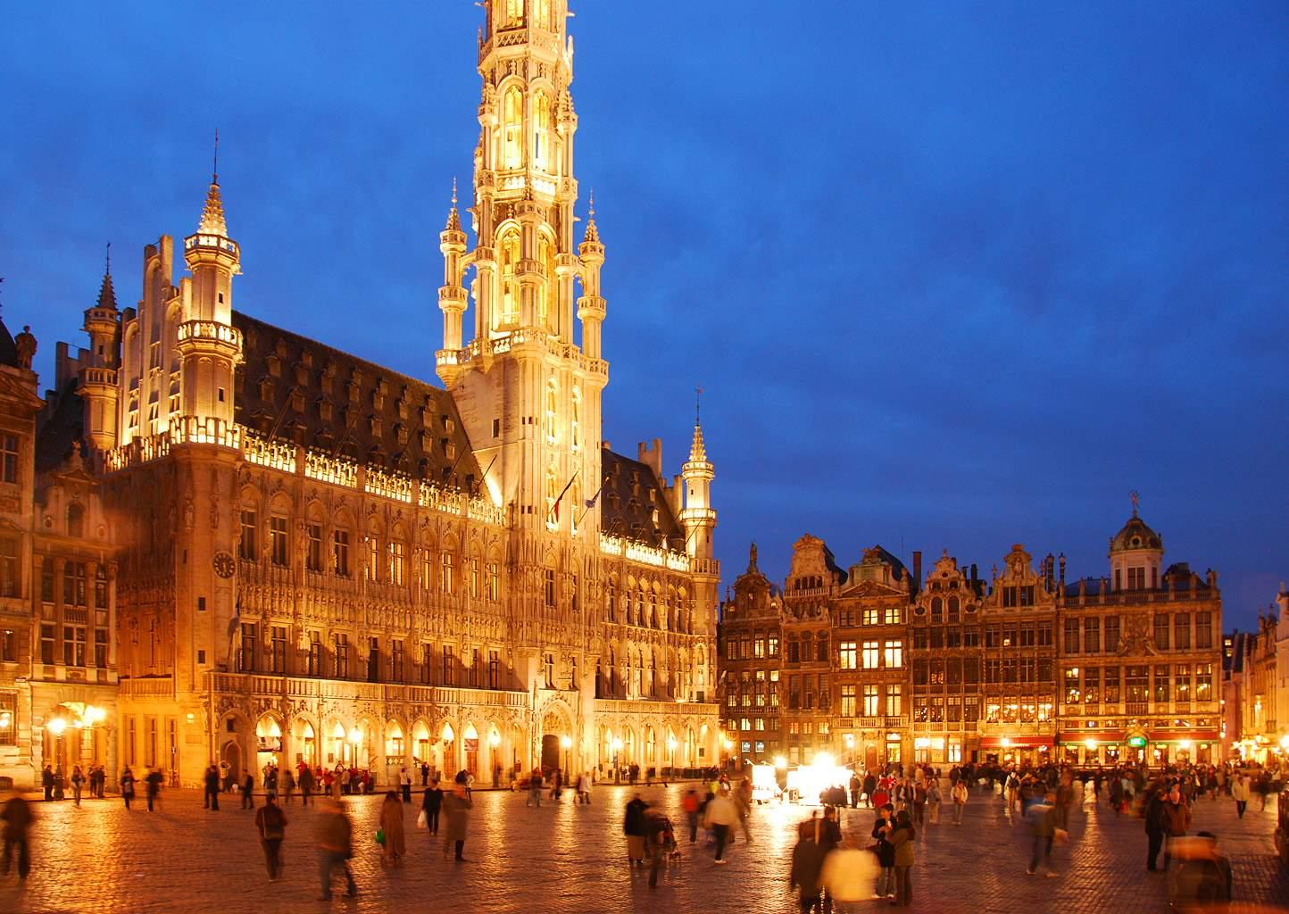 Brussels, Belgium 2014